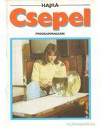 Hajrá Csepel programmagazin 1985. október