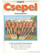 Hajrá Csepel programmagazin 1985. január
