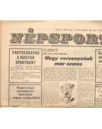 Népsport 1989. Július (teljes)