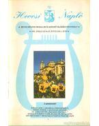 Hevesi Napló 1999/4