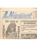 Népsport 1989. Május (teljes)