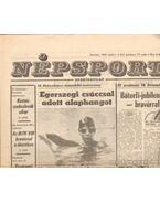 Népsport 1989. Április (teljes)