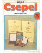 Hajrá Csepel programmagazin 1987. szeptember