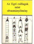 Az Egri csillagok mint olvasmányélmény - Katsányi Sándor