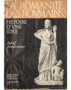 La Romanité des Roumains