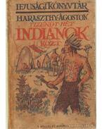 Tizenöt hét indiánok közt