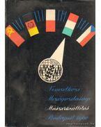 Nemzetközi Mezőgazdasági Műszerkiállítás Budapest 1960.