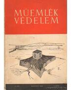 Műemlékvédelem 1958/ 2.évfolyam