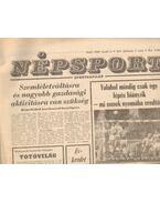 Népsport 1989. Január (hiányos)