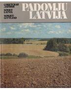 A szovjet Lettország
