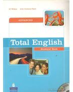 Total English advanced students' book