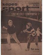 Képes sport 1972. 19. évfolyam (teljes)