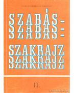 Szabás-szakrajz II.