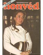 Hajrá Honvéd programmagazin 1985. március