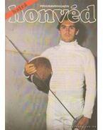 Hajrá Honvéd programmagazin 1985. október