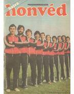 Hajrá Honvéd programmagazin 1982. V. 15
