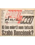 Sport plusz foci 1997. (hiányos)