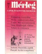 Mérleg 1995/2