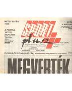 Sport plusz 1989. teljes évfolyam