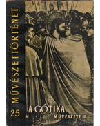 A gótika művészete III.