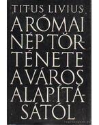 A római nép története a városalapításától 7