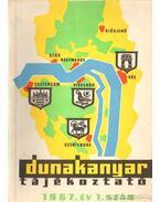 Dunakanyar tájékoztató 1967. év 1. szám