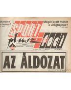 Sport plusz foci 1995. (hiányos)