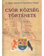 Csór község története