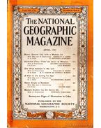 The National Geographic Magazine 1957, April