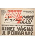 Sport plusz foci 1993. teljes évfolyam