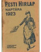Pesti Hirlap Naptára 1923