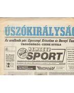 Nemzeti Sport 1992. Augusztus (teljes) - Szekeres István