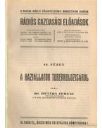A háziállatok tuberkulózisáról