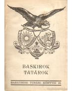 Baskirok, tatárok