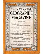 The National Geographic Magazine 1955, August