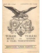 Turáni regék és mondák a világ teremtéséről