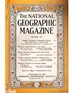 The National Geographic Magazine 1953, August