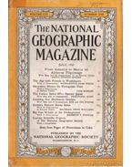 The National Geographic Magazine 1953, July