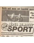 Nemzeti Sport 1992. December (teljes) - Szekeres István