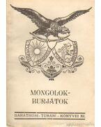 Mongolok-burjátok