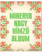 Minerva nagy hímzőalbum