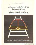 A karcagi Györffy István Általános Iskola könyvtárának története