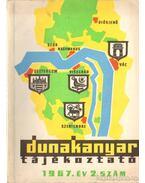 Dunakanyar tájékoztató 1967. év 2. szám