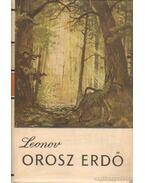 Orosz erdő