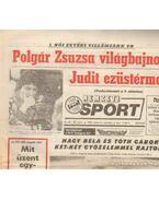 Nemzeti Sport 1992.Május (teljes) - Szekeres István