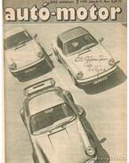Autó-motor 1976. hiányos (2-24. szám)