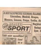 Nemzeti Sport 1992. Április (teljes) - Szekeres István