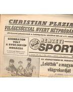 Nemzeti Sport 1992. Március (teljes) - Szekeres István