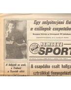 Nemzeti Sport 1992. Február (teljes) - Szekeres István