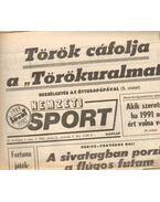 Nemzeti Sport 1992. Január (teljes) - Szekeres István